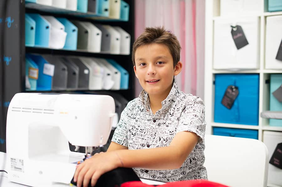 Youth sewing & workshops