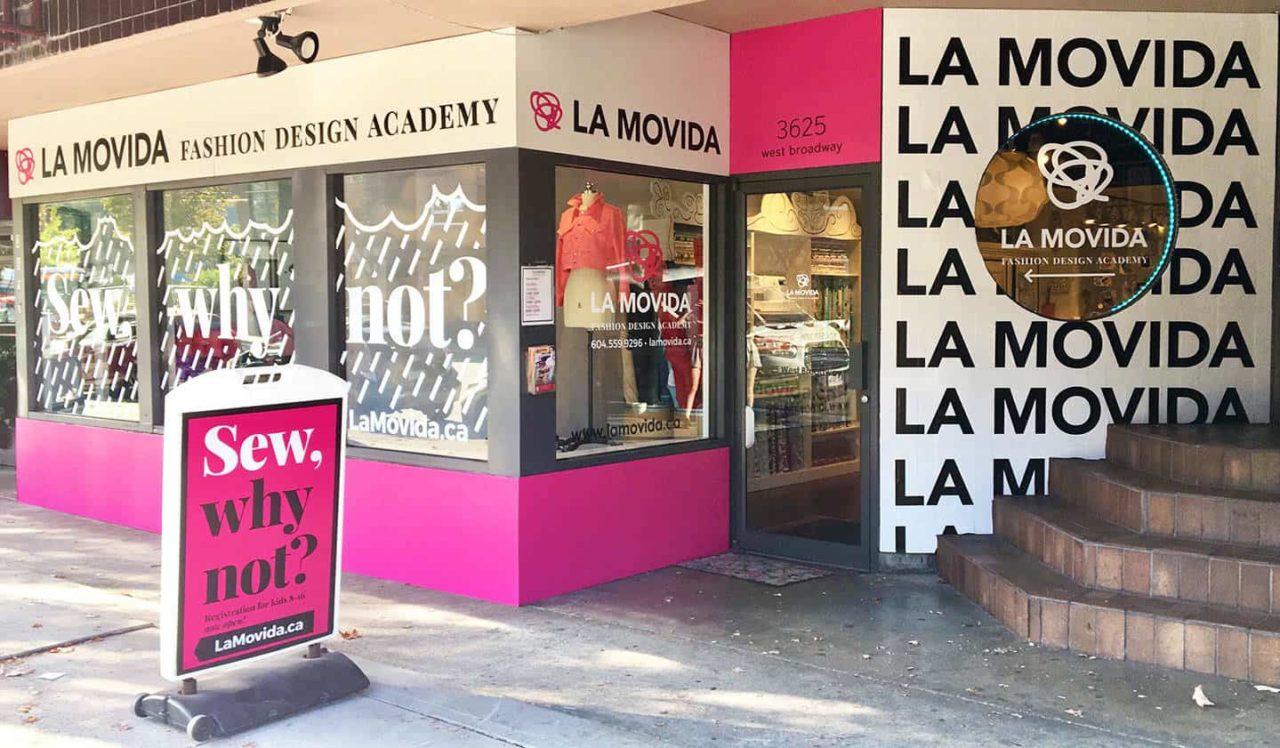 La Movida Fashion Design Academy