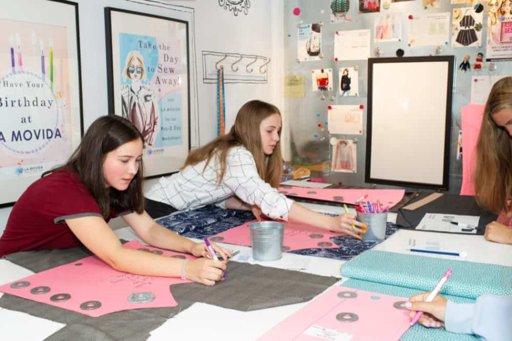 Fashion Camps