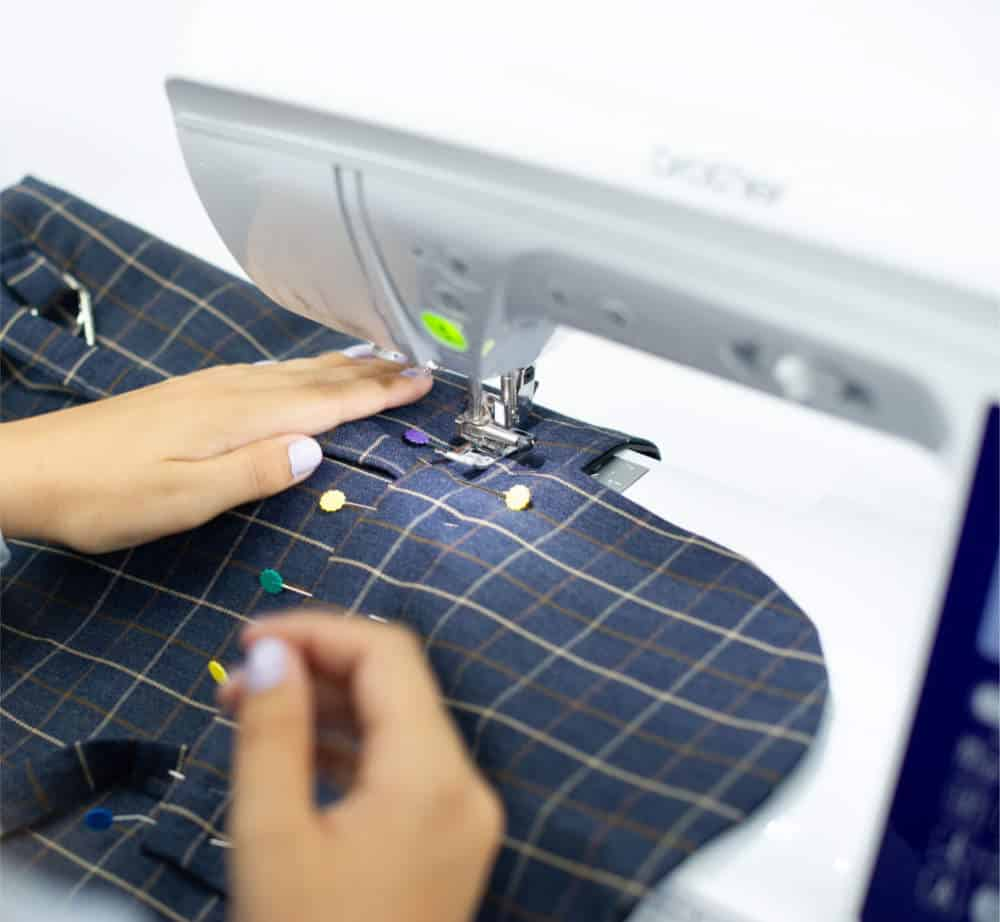 Sewing classes for youth