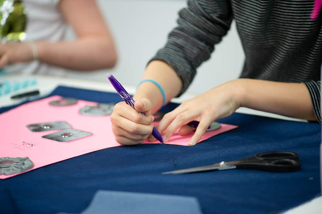 Sewing summer camp